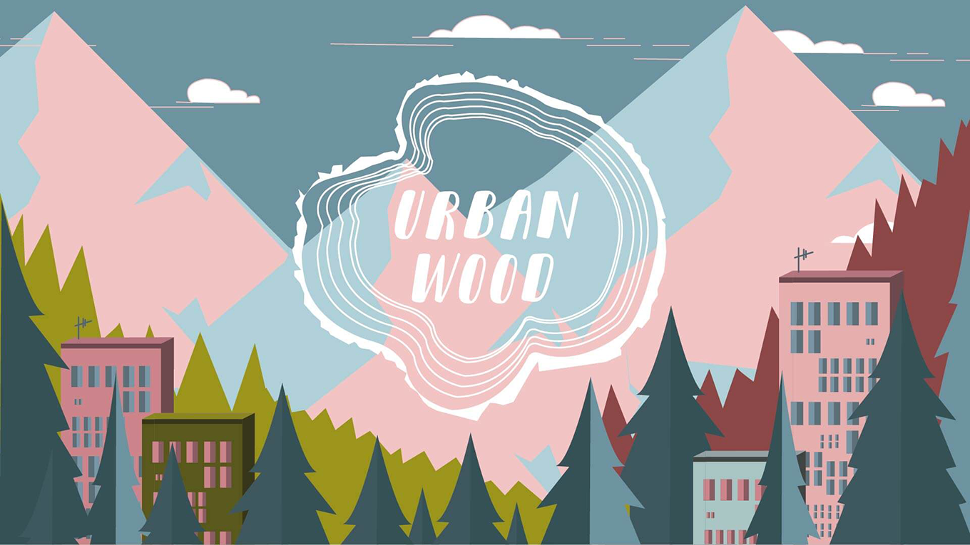 Titelbild Urban Wood